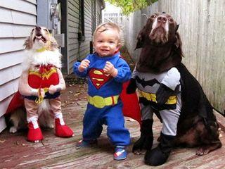 Baby-superman