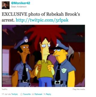 Brooksarrest