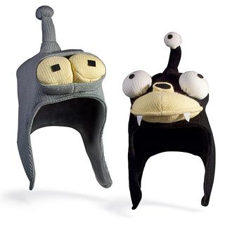 Futurama-Knit-Hats