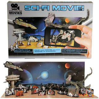 Sci-Fi-Movie-Making-Kit