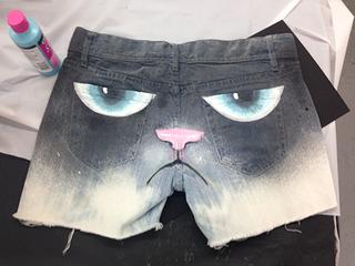 Grumpycatshorts