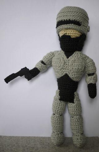 Crochetrobocop